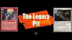 MTG - Legacy : Goblins (Jared Smith) vs Deadguy Ale (Travis Parsley)