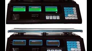 Balança eletrônica digital residencial de 40 Kg de alta sensibilidade