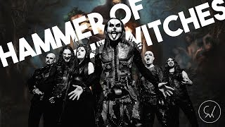 RW : CRADLE OF FILTH - HAMMER OF THE WITCHES