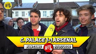 Crystal Palace 1-1 Arsenal | Was A Draw A Fair Result? (Robbie Asks Fans)