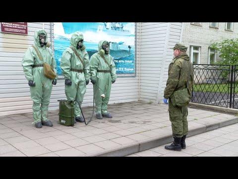 Как изменилась работа комиссариатов Тамбовской области в условиях пандемии