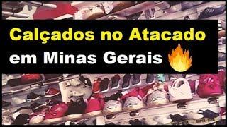 Fornecedores de Calçados em Minas Gerais