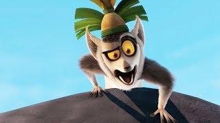 Viva el Rey Julien | Cegado  | All Hail King Julien | Madagascar | Dibujos Animados