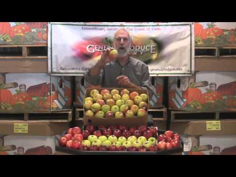 The Produce Beat - Braeburn Apples