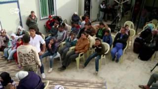 لاجئ من الزعتري: