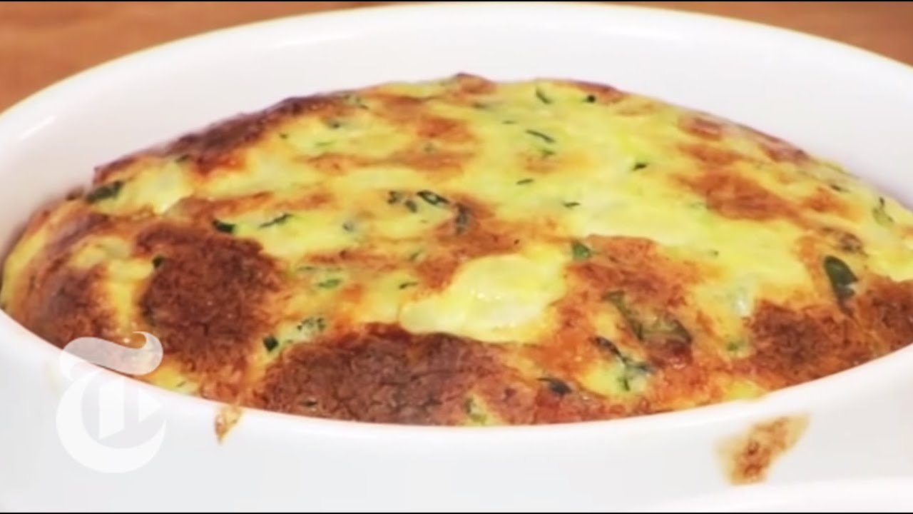 Souffle of zucchini. Cooking recipes 67