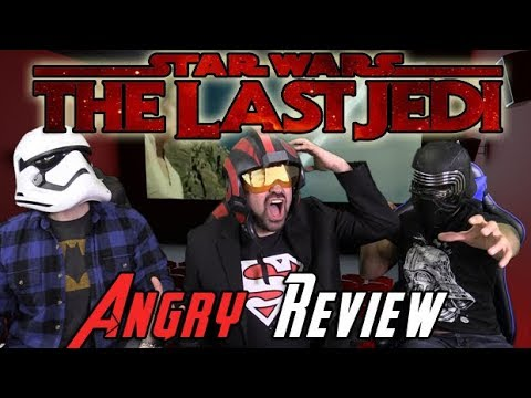 Star Wars The Last Jedi Angry Movie Review – [NO SPOILERS!]