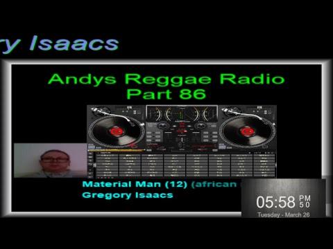 Andys Reggae Radio-Part 87