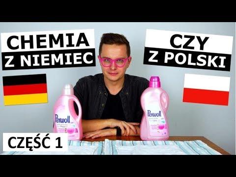 NIEMIECKA CHEMIA vs. POLSKA CHEMIA - KTÓRA LEPSZA?