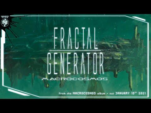"FRACTAL GENERATOR ""Macrocosmos"" (Track Premiere)"