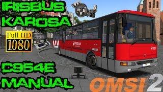 OMSI 2 - Irisbus Karosa C954E Manual