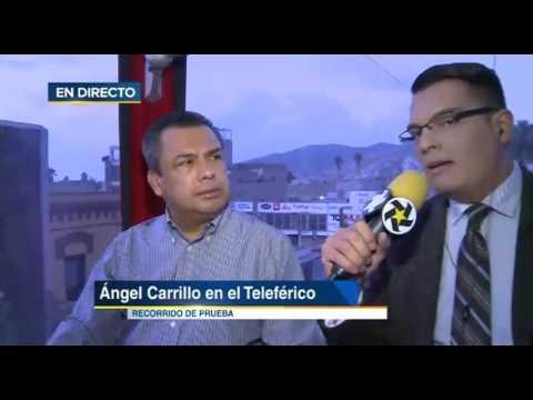 #VIDEO Así es el recorrido completo del teleférico Torreón