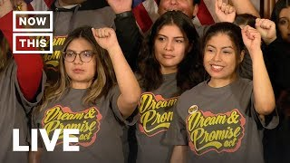 How DREAMers Could Get Citizenship With Democrats' New Bill - LIVE | NowThis