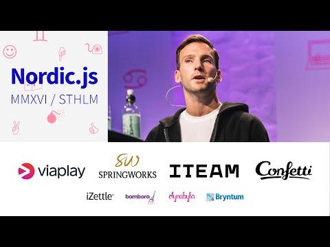 Nordic.js 2016 • Kristofer Sommestad - connected-car.js • Lightning talk