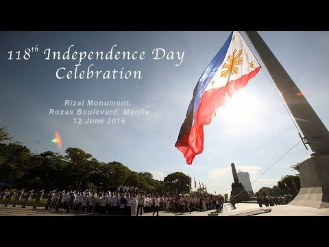 118th Philippine Independence Day Vin D' Honneur