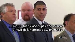 Se suicida en su celda Aaron Hernandez, jugador de la NFL