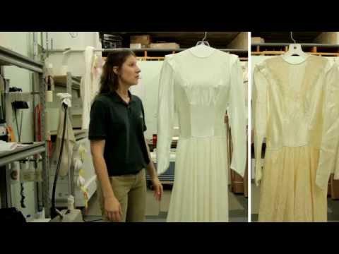 Wedding Gown Restoration #1 | Heider Cleaners, Inc.