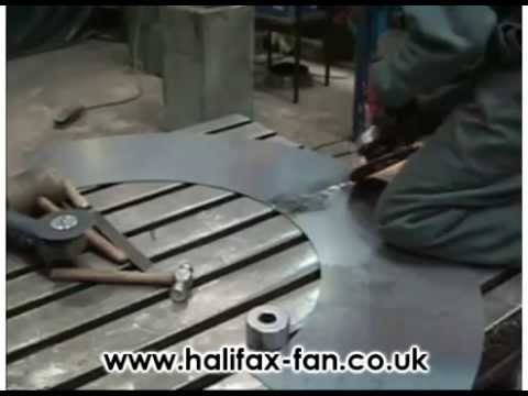 Industrial Fan Inlet Cone Halifax Fan, Centrifugal fan