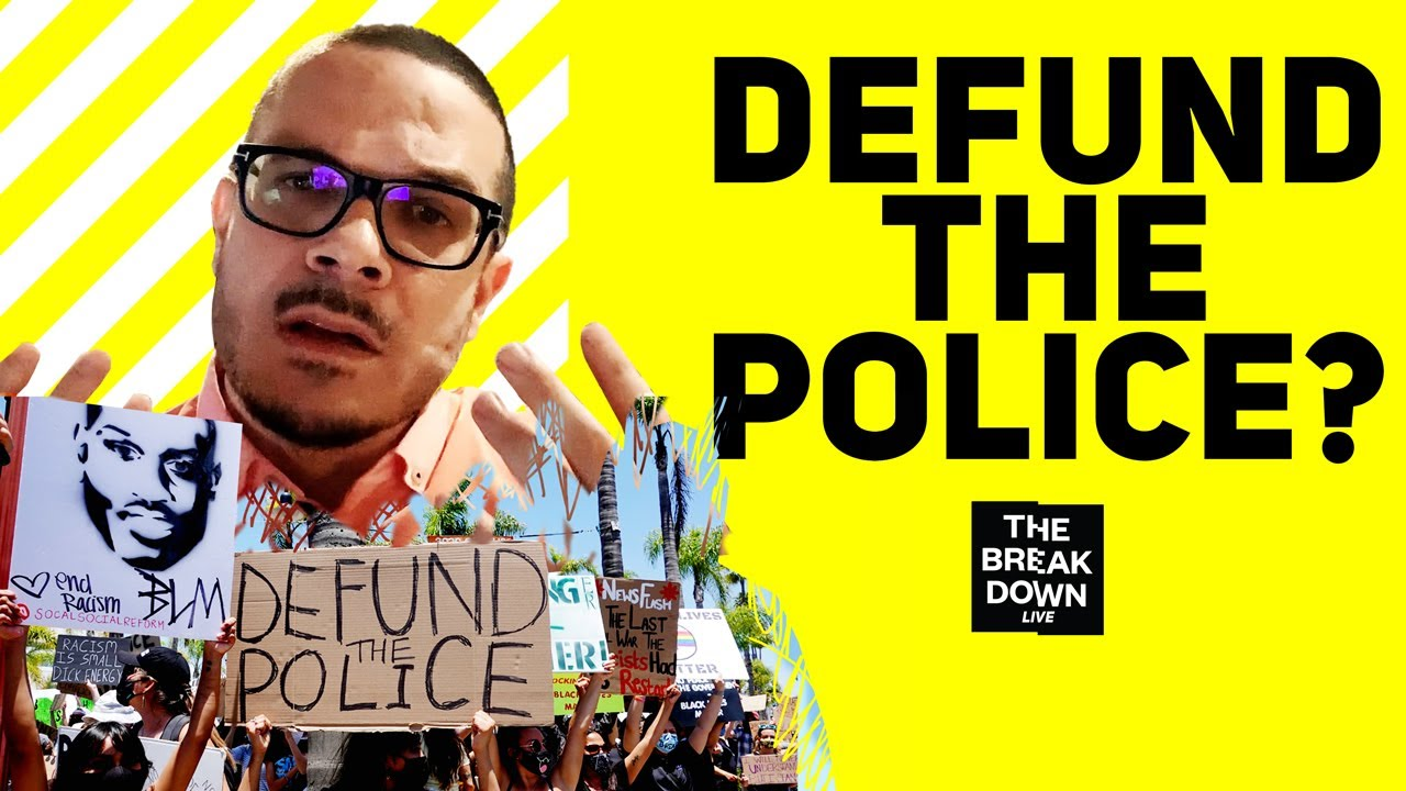 Defund The Police? | The Breakdown Live with Shaun King - Ep.7