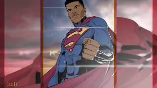 Superman - Speed Paint