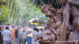 PRINCE OF WALES WATER FOUNTAIN KANDY