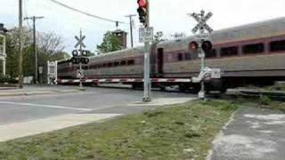 Railfanning MBTA Durring Morning Rush Hour