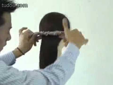 Hướng dẫn sử dụng búi tóc đa năng phần 2.FLV