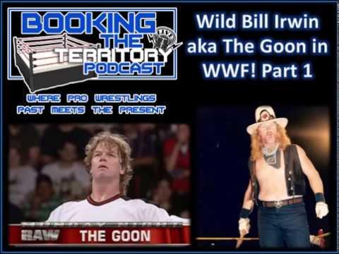 Wild Bill Irwin aka The Goon Part 1 and TBS Sat Night 11/2/1985