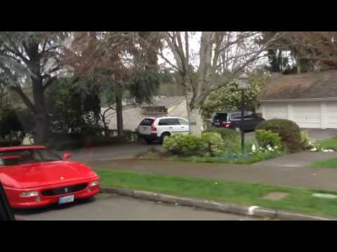 Ferrari 355 F1 GTS in Medina Washington