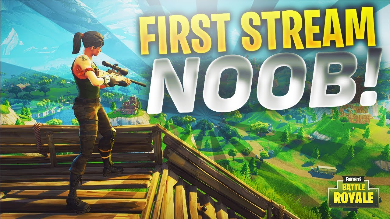 OMG FIRST TIME PLAYING FORTNITE ? (COD PLAYER PLAYS ...