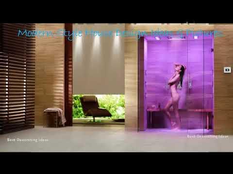 Luxury bathroom shower designs | The Best Small & Functional Modern Bathroom Design Picture