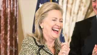 A Texting Hillary Gets Into the Viral Fun