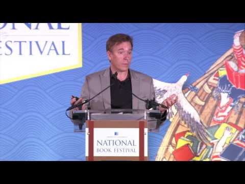 Joby Warrick: 2016 National Book Festival