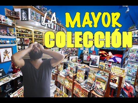 La colección de cómics más grande de Argentina