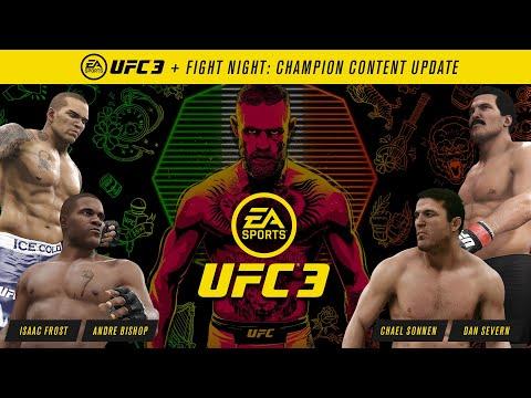 EA SPORTS UFC 3   Fight Night Champion Bundle    Xbox One, PS4