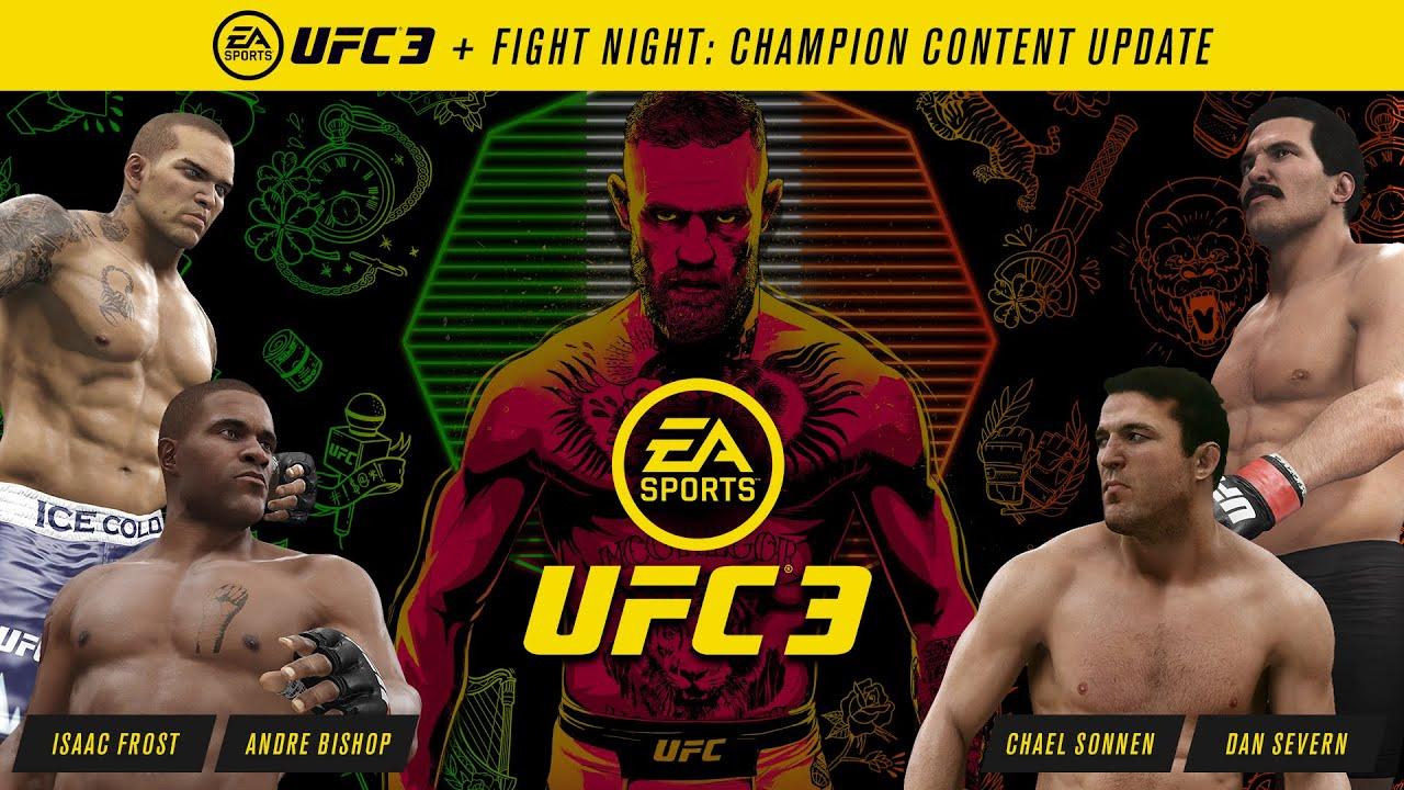 online winkel best aardig outlet te koop UFC 3 – Fight Night Champion Bundle Details