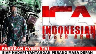 HADAPI SATELIT MATA-MATA ASING. Militer Indonesia Tingkatkan Peranan Cyber DI Jajaran TNI