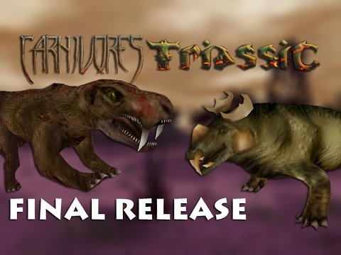 Carnivores Triassic (Final Update) — Carnivores Ice Age Mod | Carnivores Mods Showcase Series
