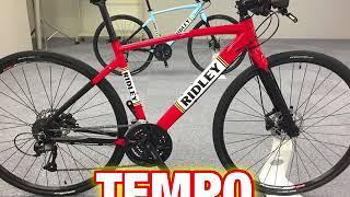 RIDLEY リドレー 2019年モデル NOAH FAST HELIUM FENIX SL DISC TEMPO 動画 http://www.bikefunn.com/