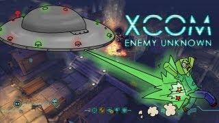 Xcom Enemy Unknown épisode 1 : Mon équipe de choc