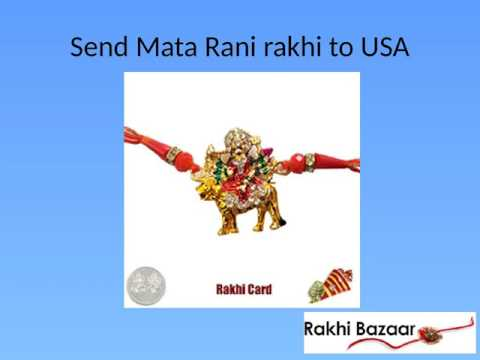 Send Wonderful Rakhi To USA For Your Beloved Brother!!