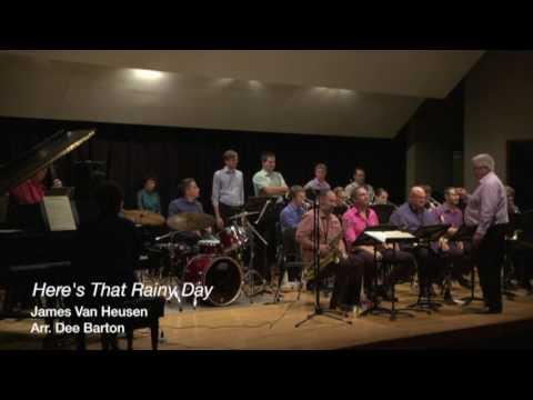 Raymond Shiner Jazz Award Big Band plays Here