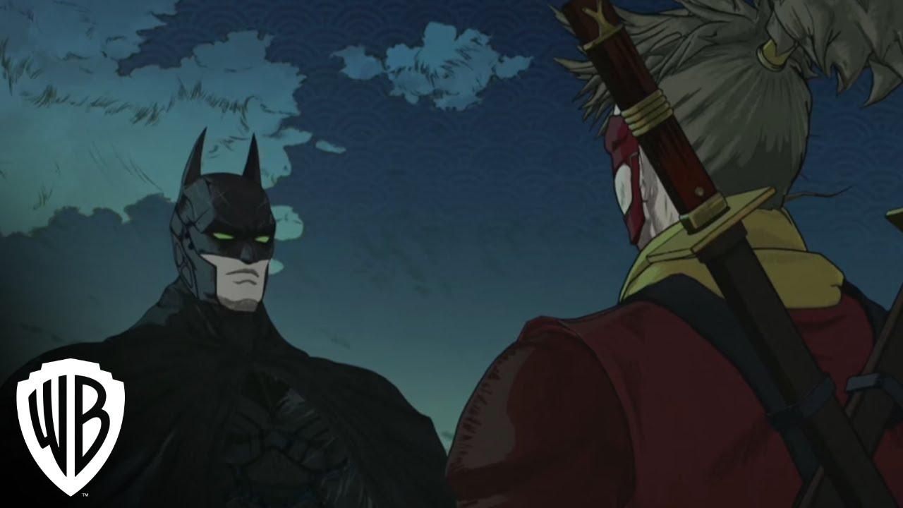 """Batman Ninja clip - """"Heroes Assemble"""""""