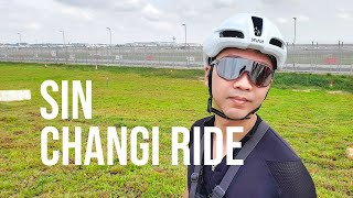 Cycling in Singapore - Bedok t…