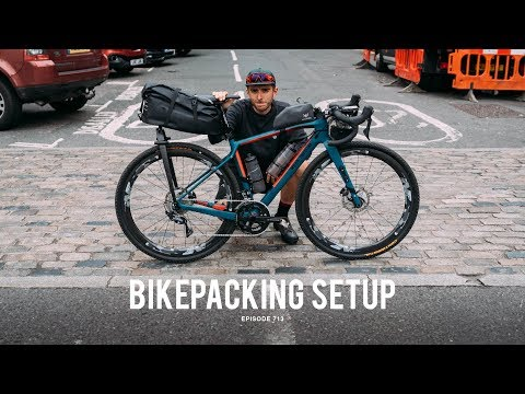MY BIKE SETUP FOR RIDING ACROSS THE UK - GBDURO19