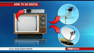 2012-09-24 - ONE NEWS - FIRST KIWIS TO SET FOR DIGITAL SWITCHOVER