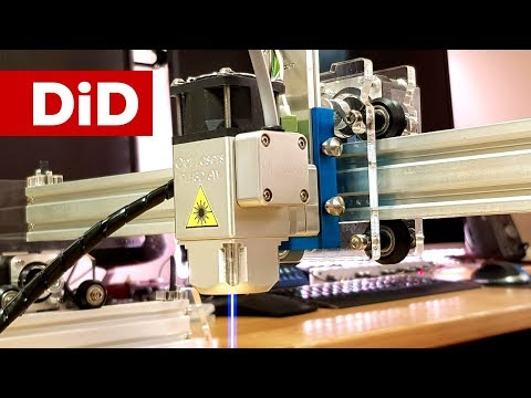 823. Laser DIY Eleksmaker + głowica 6W OptLasers PLH3D-6W