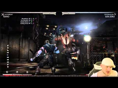 MKX - Kano - IN THE LAB!