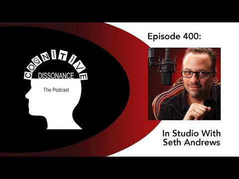 Episode 400: In Studio With Seth Andrews