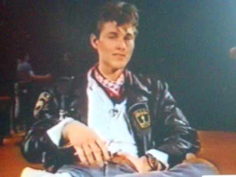 Morten Harket Interview (1988)